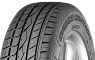 Continental cross contact uhp sport road tyres