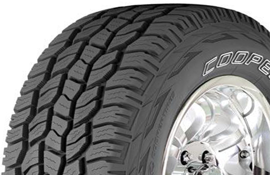cooper discoverer AT3 at all terrain tyre