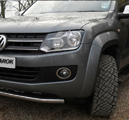 General Grabber tyre fitted to the VW Volkswagen Amarok Pickup