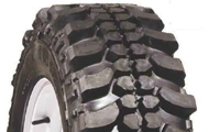 Insa Turbo Special track remould mud terrain tyre