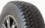Kingpin All Terrain remould tyres