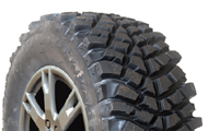 Kingpin amazon extreme mud terrain remould tyres