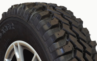Kingpin Mud Tracker remould MT terrain tyres