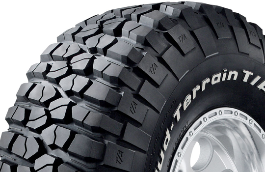 bfgoodrich ta km2 ultimate mud terrain tyres off road compatability